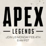 RESPAWN PRESENTS APEX LEGENDS CHALLANGE FROM THE $ 200,000 PRIZE POOL