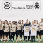 Real Madrid and Electronic Arts still together