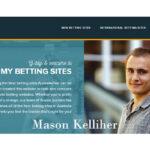 The Betting Coach meets Mason Kelliher and mybettingsites.com