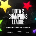 Epic Esports Events and the Russian Esports Federation will hold Dota 2 Champions League tournaments